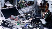 Suche Elektroschrott