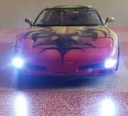 1 18 Corvette C5 Airbrush