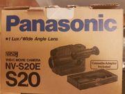 Panasonic VHS Videokamera