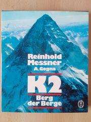 Reinhold Messner K2-Berg der Berge