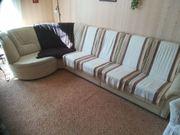 Wohnlandschaft, Couch, Sitzgarnitur
