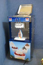 Softeismaschine Typ 738 Eismaschine Soft-Eiscreme