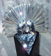 Swarovski Pfau Peacock 1998 streng