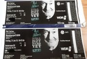 2x Tickets Phil Collins - 21
