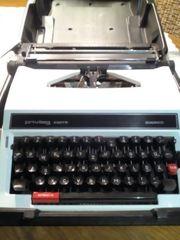 Oldtimer Schreibmaschine Privileg 330 TR