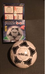 3d-Puzzleball adidas 60 Teile Höhe