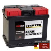 Autobatterie 44Ah 12V *