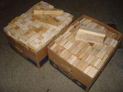 Brennholz trocken in