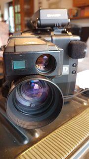 Camcorder SHARP VHSc HQ High