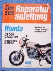 Honda CX 500/
