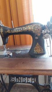 Nähmaschine Singer