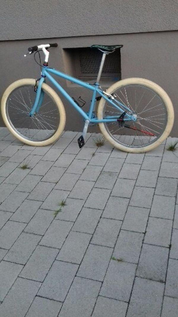 Fahrrad - Neustadt Neustadt-stadt - Single Speed Fahrrad - Neustadt Neustadt-stadt