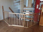 Treppenschutzgitter Holz, max.