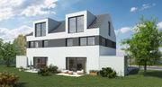 Architekten Doppelhaushälfte in