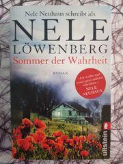 Nele Löwenberg Sommer der Wahrheit