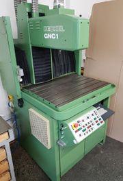 CNC Graviermaschine DECKEL GNC 1