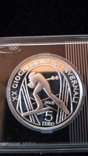 5 Euro Silbermünze