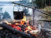 bushcraft outdoor survival camping trekking
