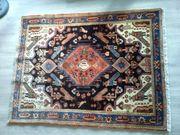 Handgeknüpfter Teppich 142 x 111