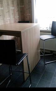 bartisch barhocker gebraucht kaufen nur 4 st bis 60 g nstiger. Black Bedroom Furniture Sets. Home Design Ideas