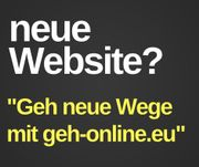 Freiberuflicher Webdesigner aus