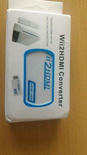 Wii zu HDMI