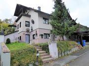 Nähe Eberbach! Zweifamilienhaus