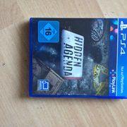 PS 4 Spiel hidden agenda