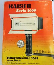 Kaiser Art nr 3049 Halogenleuchte