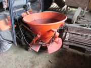 Salz Splitstreuer neuwertig für Kleintraktor