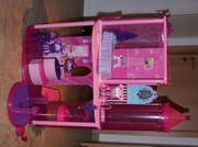 Barbie Prinzessinnen-Schloss +++