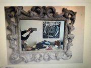 Wandspiegel von KARE aus Holz
