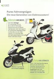 E-Motorroller Marke