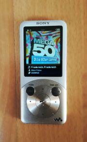 Sony NWZ-S755 Walkman MP3- Video-Player