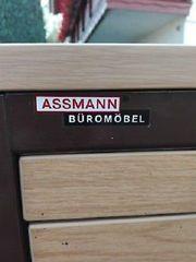 Büro Schreibtisch, Assmann