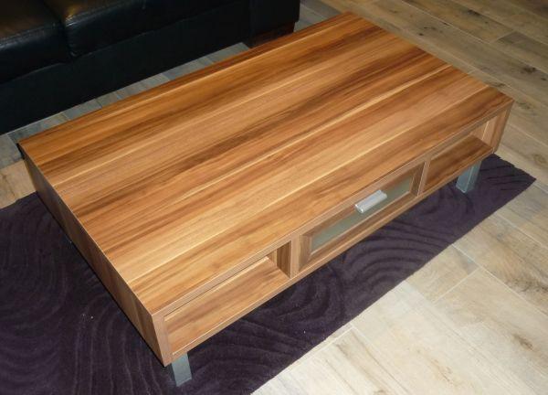 Fabulous Wohnzimmer Tisch Kern Couchtische With Nussbaum Nachbildung