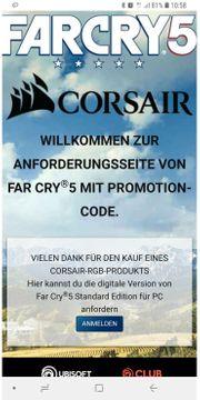 Far Cry 5 Uplay aus