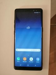Samsung Galaxy Note8 deepsea blue