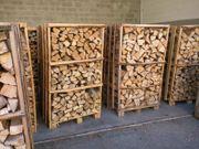 Brennholz Eiche Buche Esche Ahorn