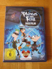 Kinder DVD Phineas und Ferb