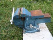 Schraubstock Backenbreite 100 mm drehbar
