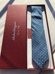 Salvatore Ferragamo Krawatte 100 Seide