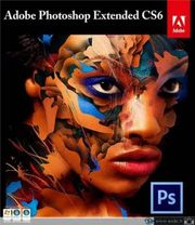 Adobe Photoshop CS6 Erweiterte Version