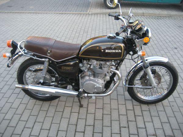 Honda Cb750 Four Cb500 Cb400f Cb 350 Twin 450 550 In Heuchelheim