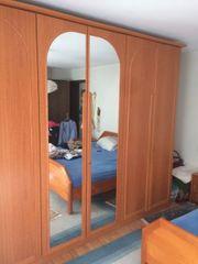 Gut erhaltener Kleiderschrank Schlafzimmerschrank