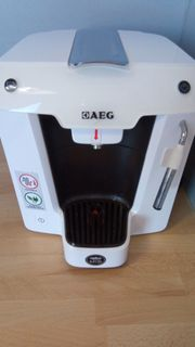 AEG Kaffeemaschine mit Pads - Kaffeepads