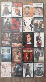 DVD Sammlung 27 DVD s