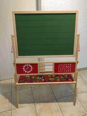Kinder Tafel Roba Holz Standtafel