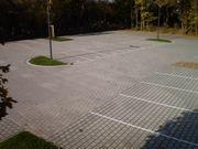Parkplatz Stellplatz