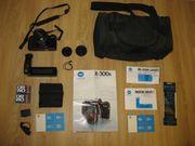 Minolta X-300s Spiegelreflexkamera